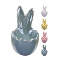 Suport oua, ceramica, Koopman ALX112260, diverse modele, H 8 cm