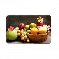 Suport bucatarie, pentru farfurii, Basket of Fruit, din PVC, 25 x 40 cm