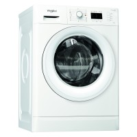 Masina de spalat rufe Whirlpool FWL71052W, 7 kg, 1000 rpm, clasa A++, adancime 57.5 cm, FreshCare+, SoftMove, alba
