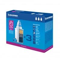 Rezerva filtru apa Barrier-4 Standard 204, 3 buc / set