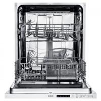 Masina de spalat vase incorporabila Samus SBDW60.5, 12 seturi, 5 programe, clasa A++, latime 60 cm