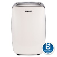 Dezumidificator Daewoo DDH20W, 20 L/24 h, 350 W, rezervor 5.5 L, suprafata dezumidificare 40 mp, filtru lavabil, timer, display LED