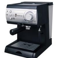 Espressor cafea Studio Casa Aroma SC422, cafea macinata, 15 bar, 1050 W, capacitate 1.5 l, negru cu gri