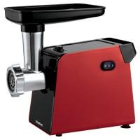 Masina de tocat carnea, electrica, Samus SMT-1210RED, functie Reverse, 1200 W, rosie + accesoriu suc rosii