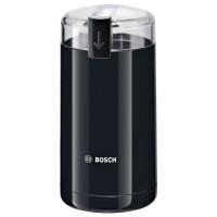 Rasnita de cafea Bosch TSM6A013B, 180 W, 75 g, cutit din otel inoxidabil, functie de siguranta, neagra