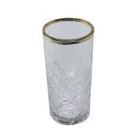 Pahar suc, din sticla, Timeless A T 52820, 300 ml, set 6 bucati