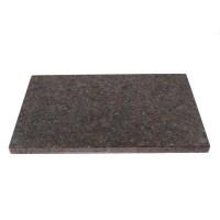 Tocator din granit, maro roscat, 40 x 25 x 2 cm