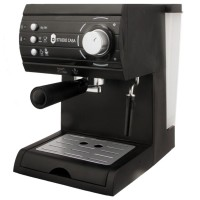 Espressor cafea Studio Casa Aroma SC422, cafea macinata, 15 bar, 1050 W, capacitate 1.5 l, negru
