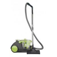 Aspirator Studio Casa Hydratech Turbo 138C, cu filtrare prin apa, fara sac, 1.2 l, 850 W, filtru HEPA, aspirare uscata, sistem Vacuum Lock, sistem Double Suction, negru cu verde