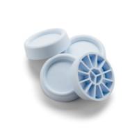 Picioruse antivibratie pentru masina de spalat, Meliconi 656102, cauciuc, 4 bucati, capacitate de sustinere maxima 250 kg