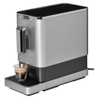 Espressor cafea Studio Casa Diva de luxe, automat, rasnita incorporata, cafea boabe, 19 bar, 1470 W, capacitate 1.1 l, oprire automata, program decalcifiere, mod Eco, argintiu