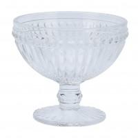 Cupa pentru inghetata, sticla, transparenta, 300 ml