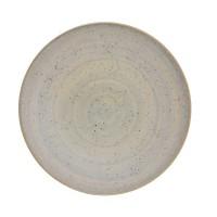 Farfurie intinsa mare, Monaco Stigma 26I15, ceramica, ivoire, 26 cm