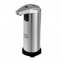 Dozator sapun lichid, cu senzor, Limpio SD 250S, inox + ABS, montaj stativ, 250 ml