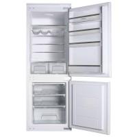 Combina frigorifica Hansa BK316.3AA, incorporabila, 242 litri, clasa E, inaltime 177.6 cm, control mecanic, alba
