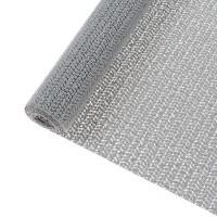 Material antiderapant pentru sertar, Friedola, poliester, gri, 50 x 150 cm