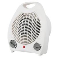 Aeroterma electrica Paxton AE-2000F3, 3 trepte, 2 kW, 217 x 132 x 257 mm, termostat reglabil, functie ventilatie