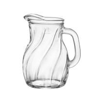 Carafa Bormioli Bistro Twist, sticla, 1 l