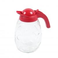 Carafa cu capac, 111542-836, sticla + plastic, 1.6 l