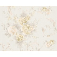 Tapet vlies, model floral, AS Creation Romantica 3 306471 10 x 0.53 m
