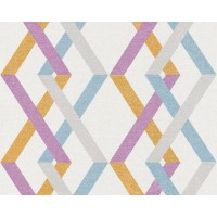 Tapet vlies, model geometric, AS Creation SN4 367591, 10 x 0.53 m