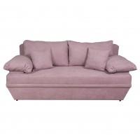Canapea extensibila 3 locuri Alice, cu lada, diverse culori, 190 x 95 x 80 cm, 2C