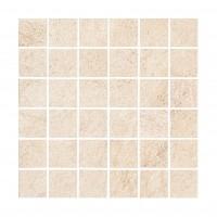 Mozaic ceramic Karoo, bej, 29.7 x 29.7 cm