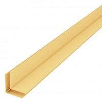 Profil colt universal Vilo 011, PVC, pin, 3 m