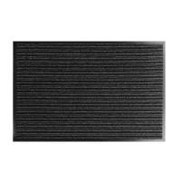 Covor intrare interior Scala 551, polipropilena, negru, dreptunghiular, 80 x 60 cm