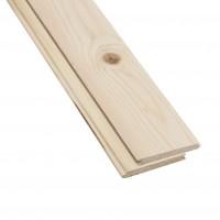 Lambriu lemn, rasinoase, interior 3000 x 100 x 12 mm