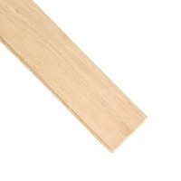 Parchet lemn masiv stejar, clasa A, lamela dreapta, 350 x 70 x 20 mm