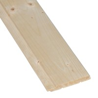 Lambriu lemn, rasinoase, interior 3000 x 96 x 12.5 mm
