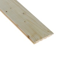 Lambriu lemn, rasinoase, interior 4000 x 96 x 12.5 mm