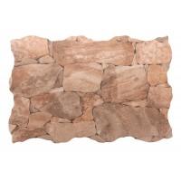 Gresie exterior / interior portelanata Ribassos nature nativex, mata, imitatie piatra, 32 x 47.5 cm