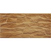 Placa soclu exterior klinker Limonit CER 33, lucioasa, maro, 14.8 x 30 cm