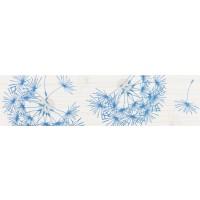 Brau faianta Larissa 2502-0827 albastru mat 6.5 x 25.2 cm
