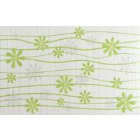 Decor faianta baie / bucatarie Larissa 2642-0347 mat verde 25.2 x 40.2 cm