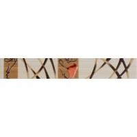 Brau faianta Daria 19051 maro lucios 6 x 40 cm