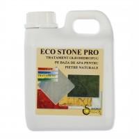 Impermeabil pentru piatra, pe baza de apa, Ecostone, 1 L