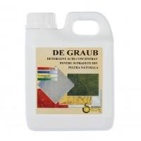 Detergent acid pentru piatra, Degraub, 1 L