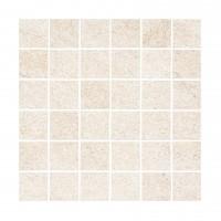 Mozaic ceramic Karoo, crem, 29.7 x 29.7 cm