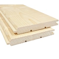 Lambriu lemn rasinoase, interior, 3000 x 145 x 19 mm