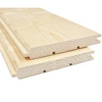 Lambriu lemn rasinoase, interior, 4000 x 145 x 19 mm