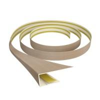 Profil universal B615 din PVC, crem, 3 m