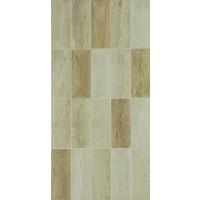 Decor faianta baie / bucatarie Agora Mozaic lucios bej 25 x 50 cm