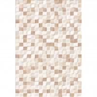 Faianta bucatarie Cubic crem, lucioasa, mozaic, 25 x 36.5 cm