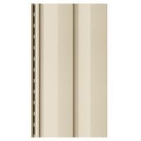 Lambriu pentru exterior Siding PVC, Vox SV-01, bej, 3.85 m