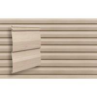 Lambriu pentru exterior Siding Vox SVP-01 Vifront, PVC, stejar natur, 3.85 m