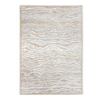 Covor living / dormitor Carpeta Matrix 18591-15055 polipropilena dreptunghiular crem 160 x 230 cm