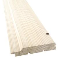 Lambriu lemn rasinoase Promobila, interior / exterior, 3000 x 91 x 19 mm